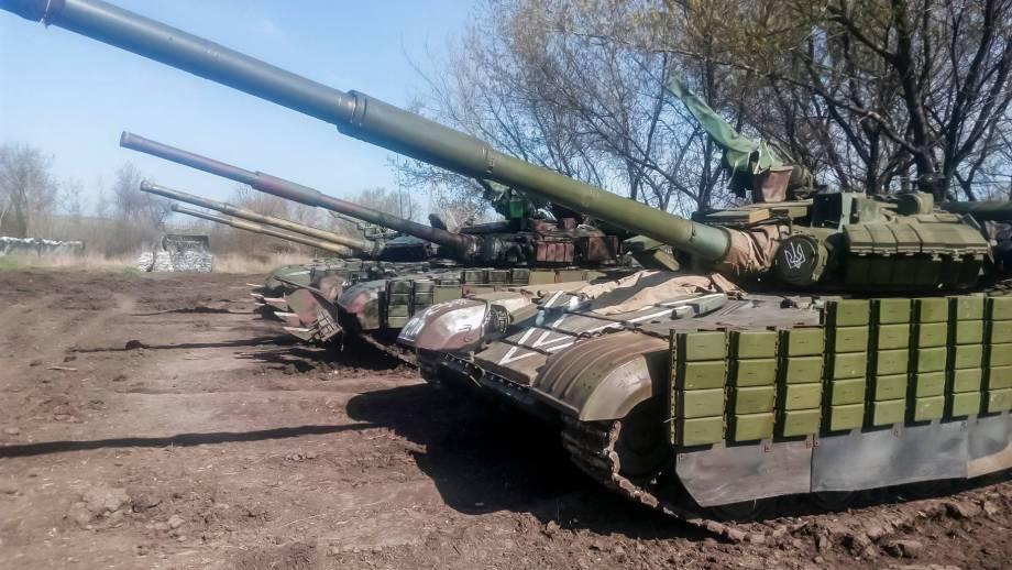 Воина 17-ой танковой бригады Александра Маленко провели в последний путь в Кривом Роге. ВИДЕО