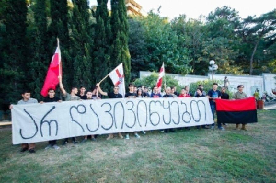 В Грузии почтили героев Абхазской войны и вспомнили об украинцах