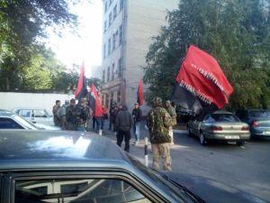 Политическое преследование правосекторівців