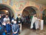 12 июня открылся традиционный летний гостевой выезд детей и молодежи прихода Донской иконы Божией Матери в поселке Николо-Прозорово