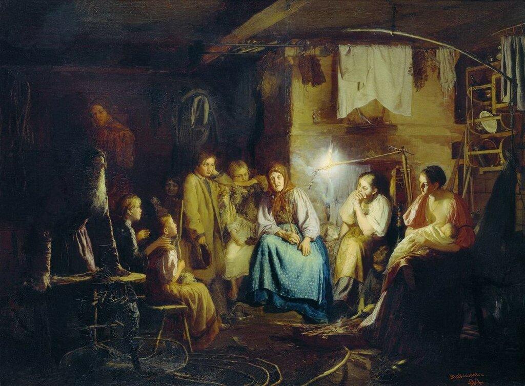 Бабушкины сказки. 1867