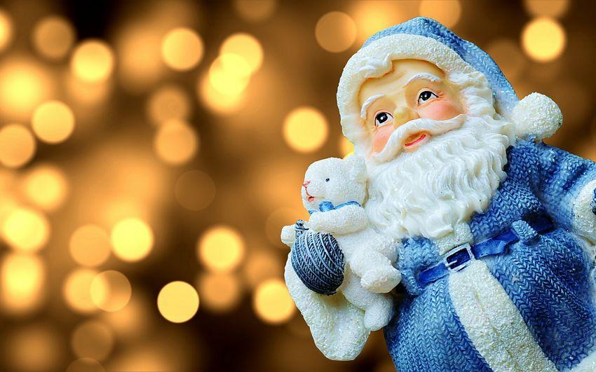 Новый год, дед мороз, игрушки, украшения