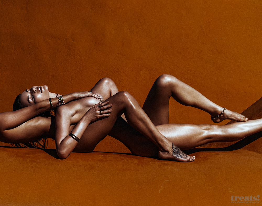Brittani Bader and Alee Rose by Kesler Tran Treats Magazine