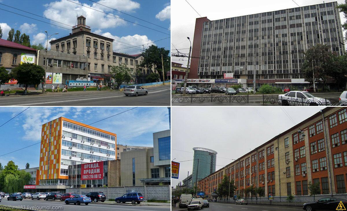 Київські заводи