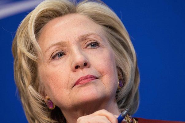 Клинтон небудет сражаться  запост главы города  Нью-Йорка