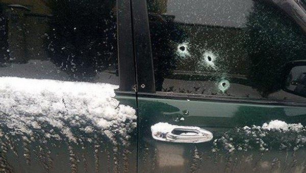 Около  Днипра расстреляли охранников иавтомобиль милиции