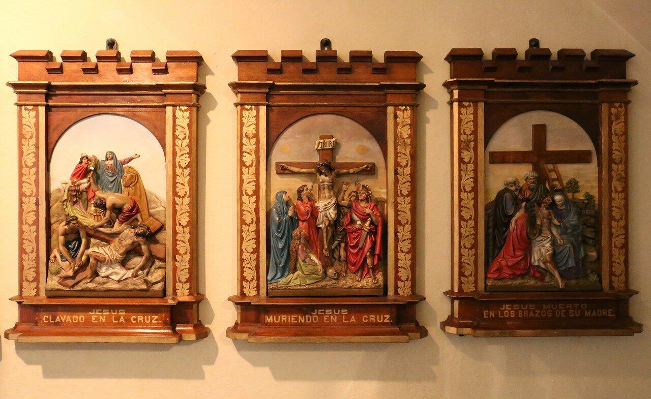 Гранада. Церковь Святого Сердца Иисуса (Iglesia Sagrado Corazón de Jesús)