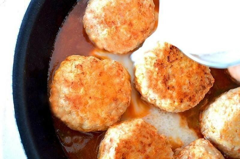 Рецепты приготовления подливы