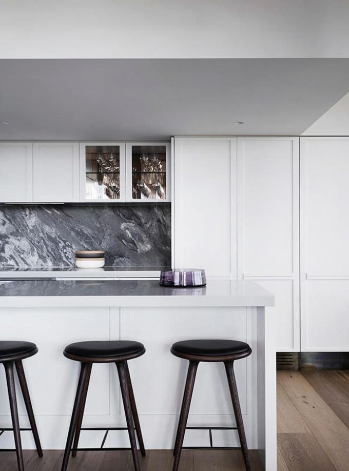 Редизайн квартиры в Мельбурне