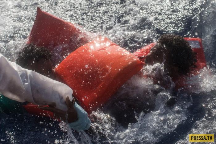 За 2015 год в Средиземном море погибло около 2 600 мигрантов. Это только по официальным данным