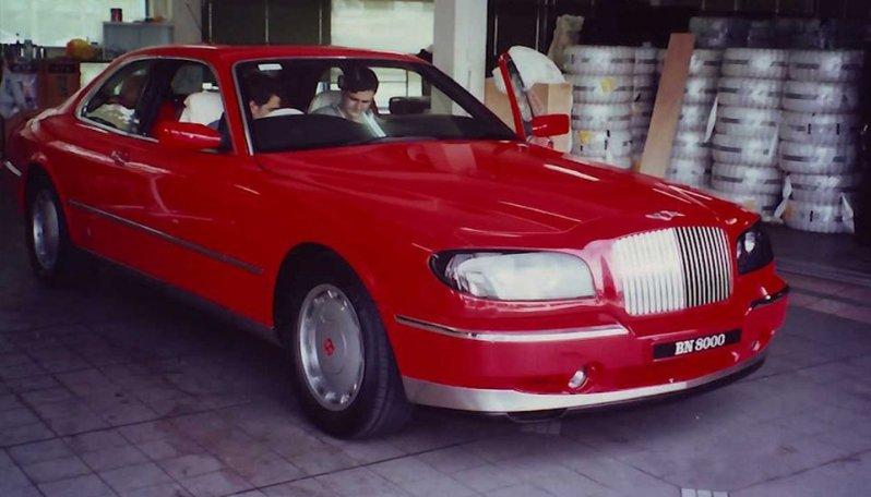 В конце 80-х и в начале 90-х дела у компании Bentley складывались не наилучшим образом и огромную ро
