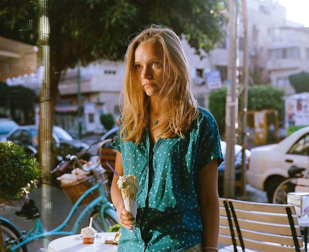 Каждый раз, когда я приезжаю в Тель-Авив, я иду в Siciliana — кафе, где продается самое вкусное фист