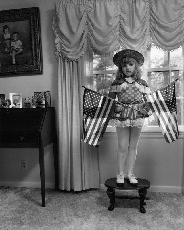 Elise Collins, Union, South Carolina, 1995