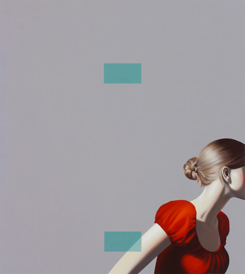 Minimalist Paintings by Erin Cone