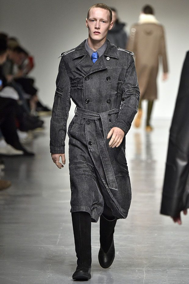 #LCM See All The Looks from XANDER ZHOU AW17 Men's