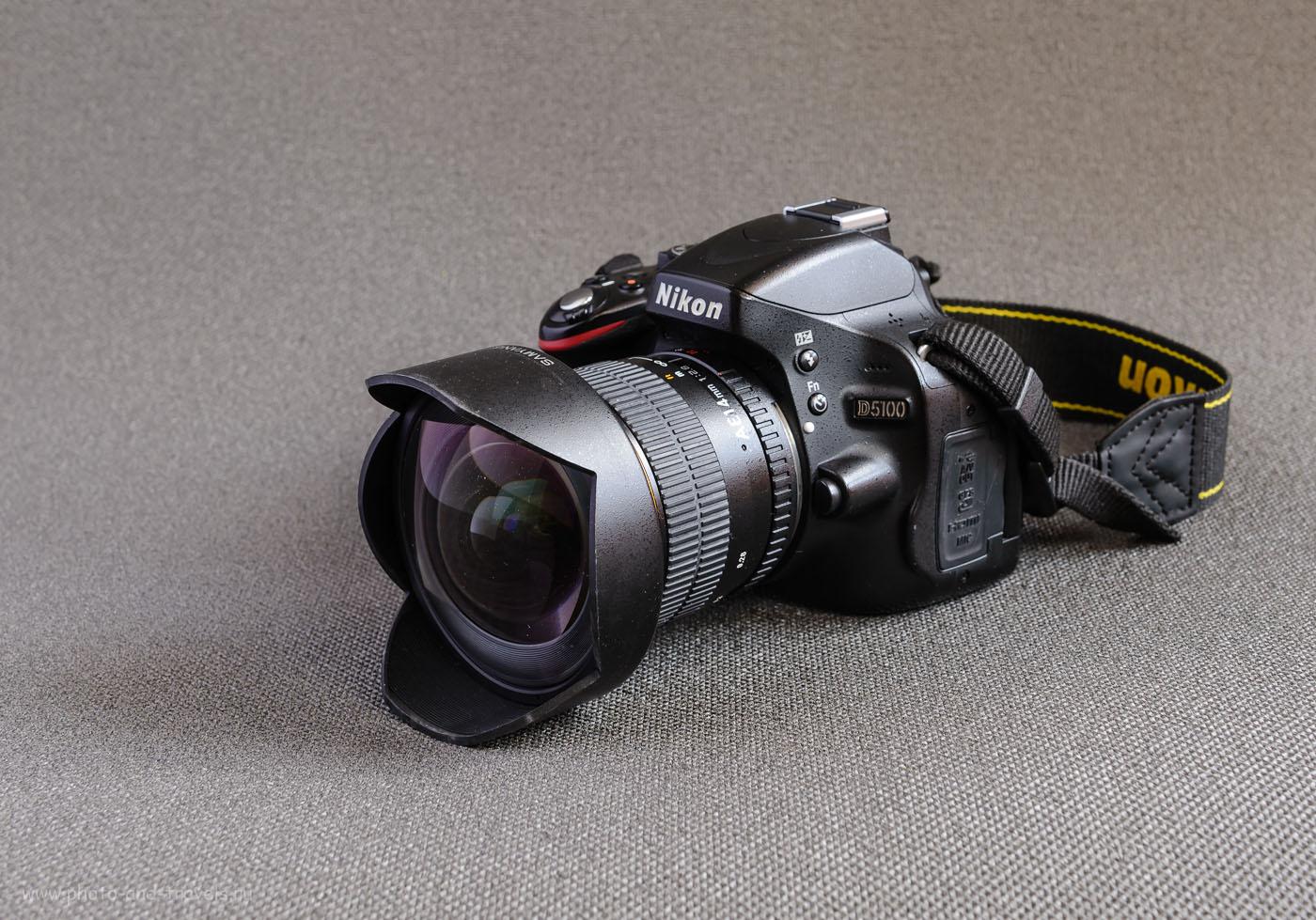 Использование сверхширокоугольного объектива Samyang 14mm f/2.8 на кропнутой любительской зеркалке Nikon D5100. Обзор и тестовые фотографии.