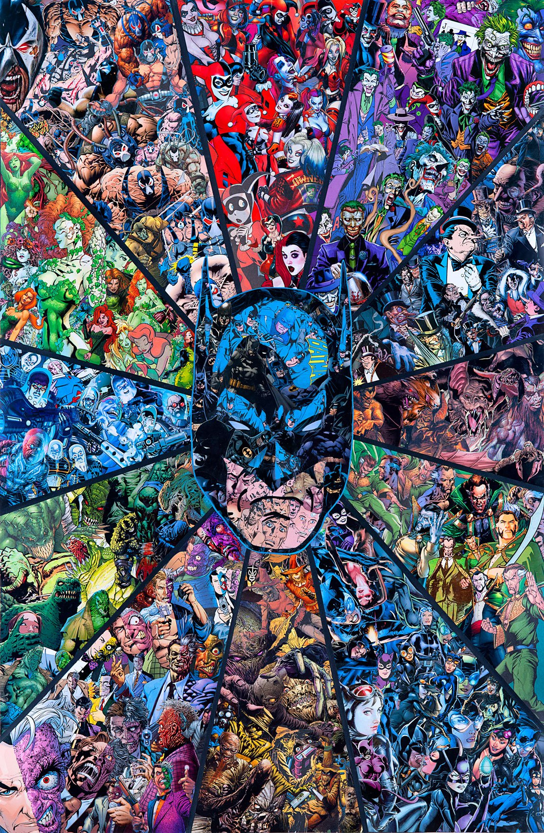 French Collage Artist Mr Garcin is Back in Paris ! Exclusive Preview