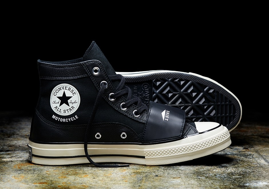 Мотокеды Neighborhood X Converse Chuck Taylor All Star 70