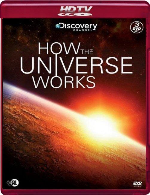 Как устроена Вселенная / How the Universe Works (2014) HDTVRip 720p