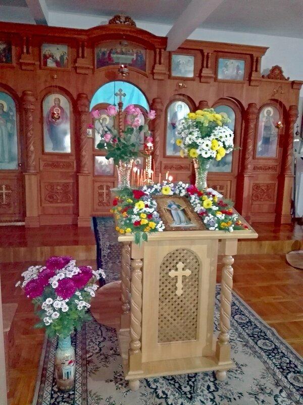Храм Александра Невского в Алупке, Покров