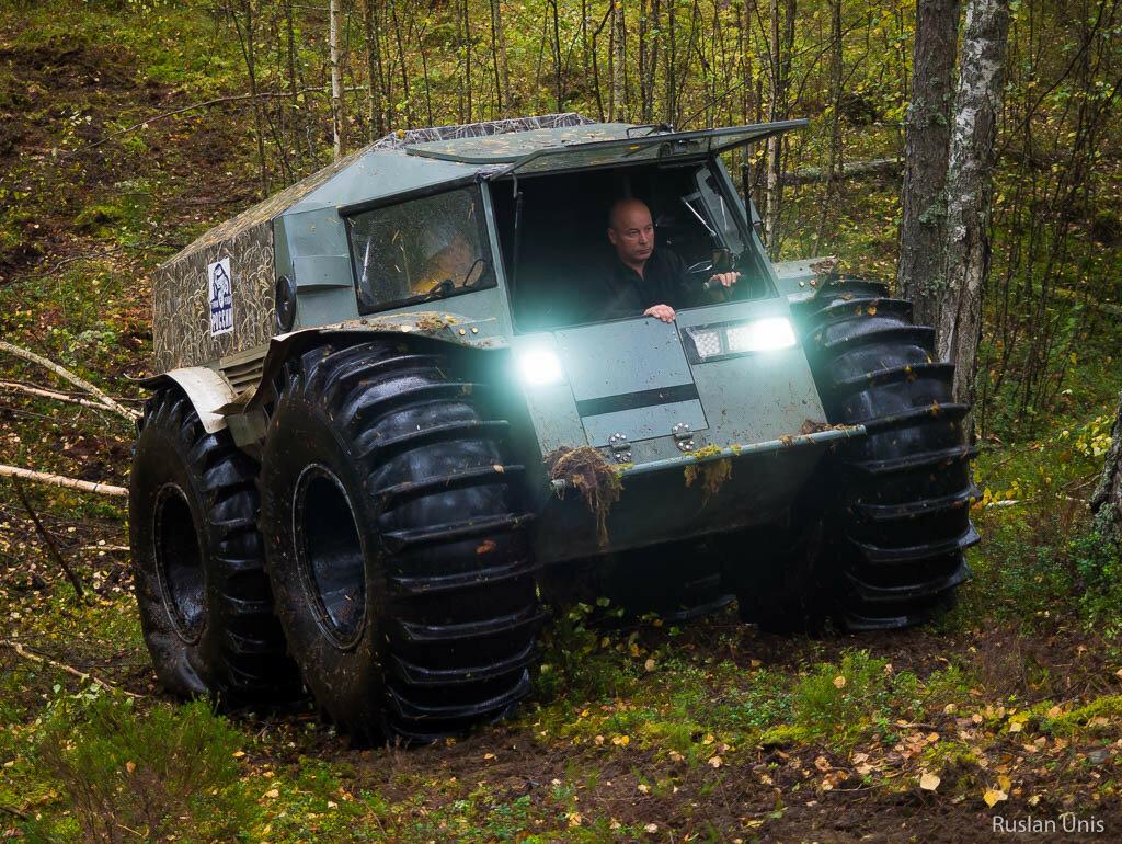 Sherpa rover