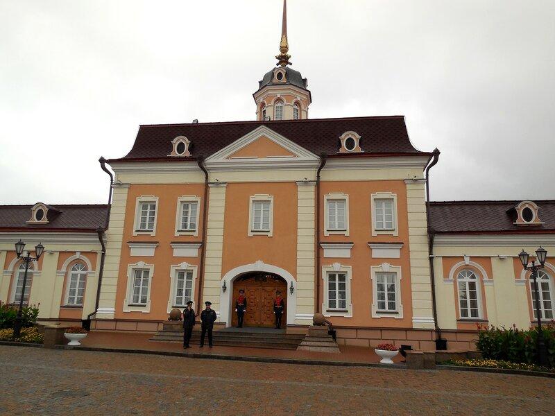 Главный (Восточный) корпус пушечного двора