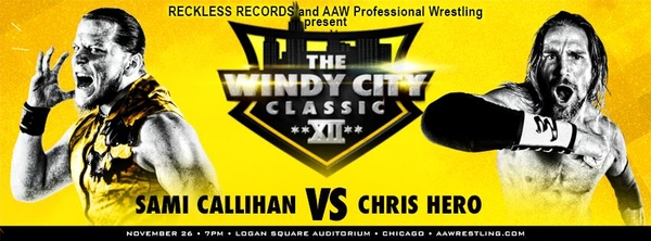 Post image of AAW Windy City Classic XII