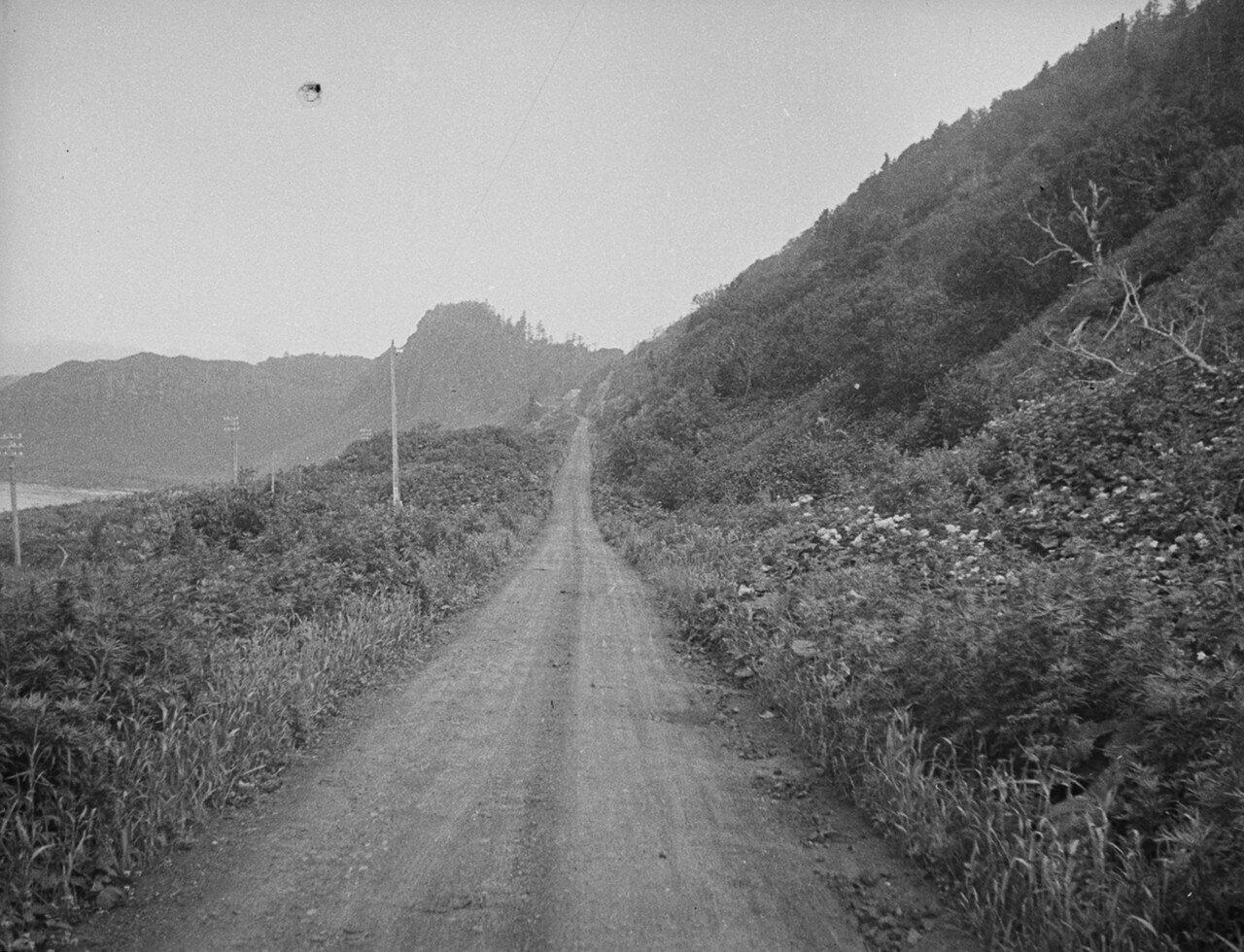 Дорога на побережье