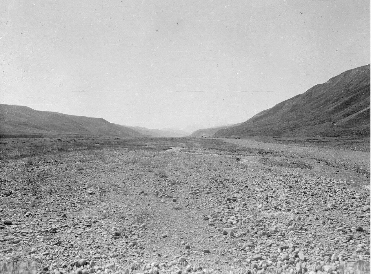 Вид дороги на юг