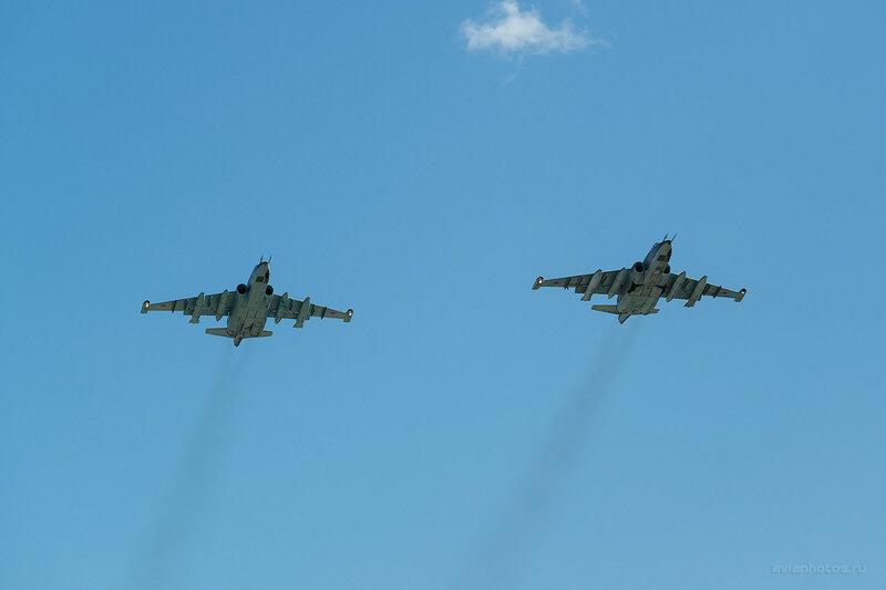 Су-25 ВКС России D803158