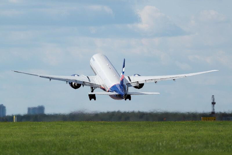 Boeing 777-3M0/ER (VQ-BQE) Аэрофлот 357_D807479