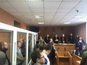 Суд над виновниками событий 2 мая в Одессе