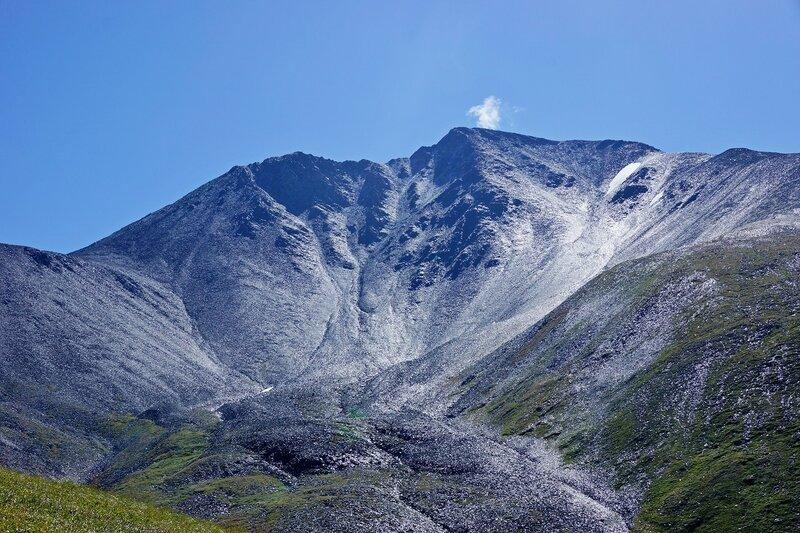 Серебряные горы Алтая