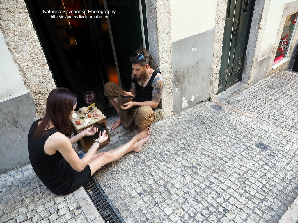 Wine in Lisboa
