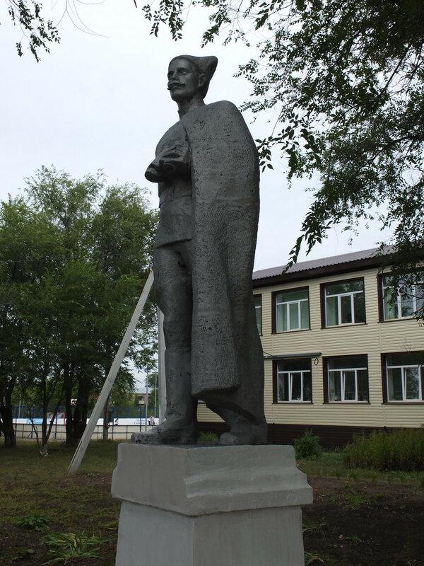 Хворостянский, Безенчукский районы 009.JPG