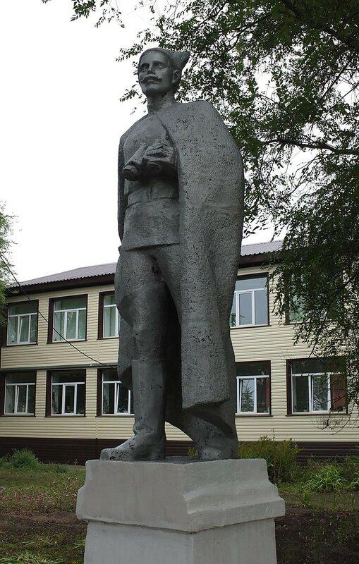 Хворостянский, Безенчукский районы 016.JPG