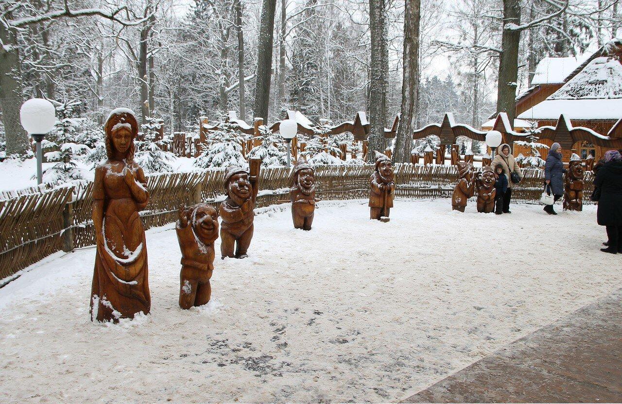 Новый год в Беловежской пуще