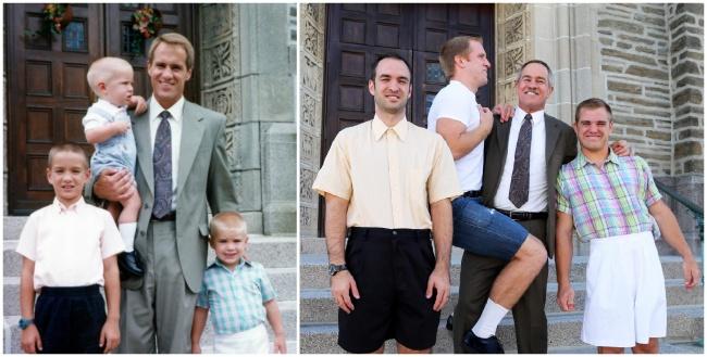 Эти парни сделалито, очем мечтает каждая мама (12 фото)