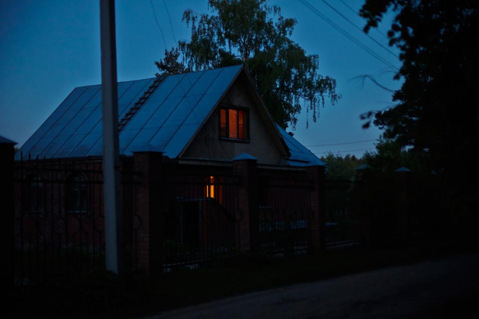 15. Последнее убежище для девушек из Нигерии при Русской православной церкви.