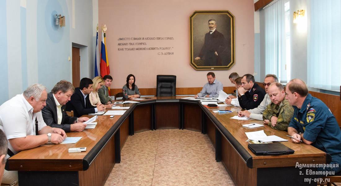 Готовимся кВсероссийской тренировке погражданской обороне