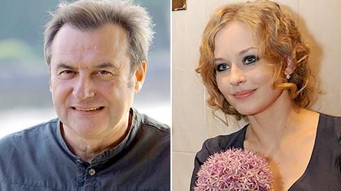 65-летний кинорежиссер Алексей педагог ушел от супруги к артистке Юлии Пересильд