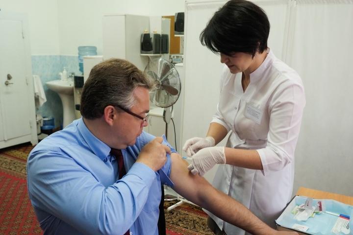 Вакцинация вЯрославской области: осталась 271 тысяча прививок