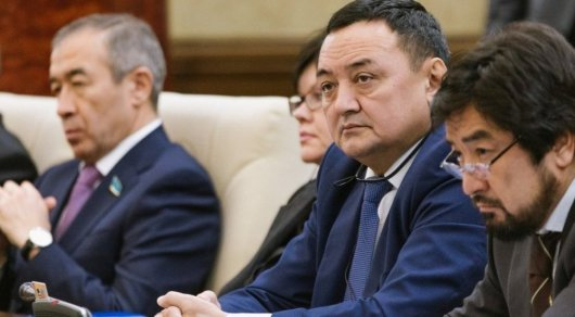 Депутат Тиникеев преждевременно сложил ссебя полномочия после нашумевшего видео