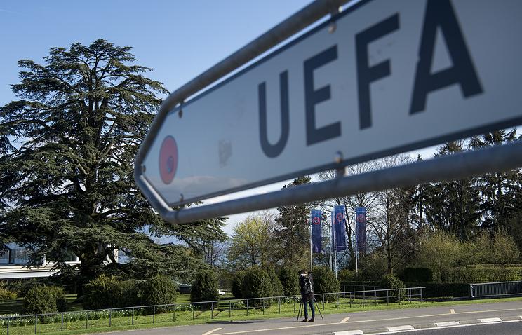 УЕФА отстранил сербский «Партизан» натри сезона отеврокубков