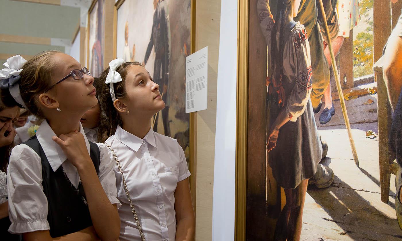 Анапа Место встречи с искусством