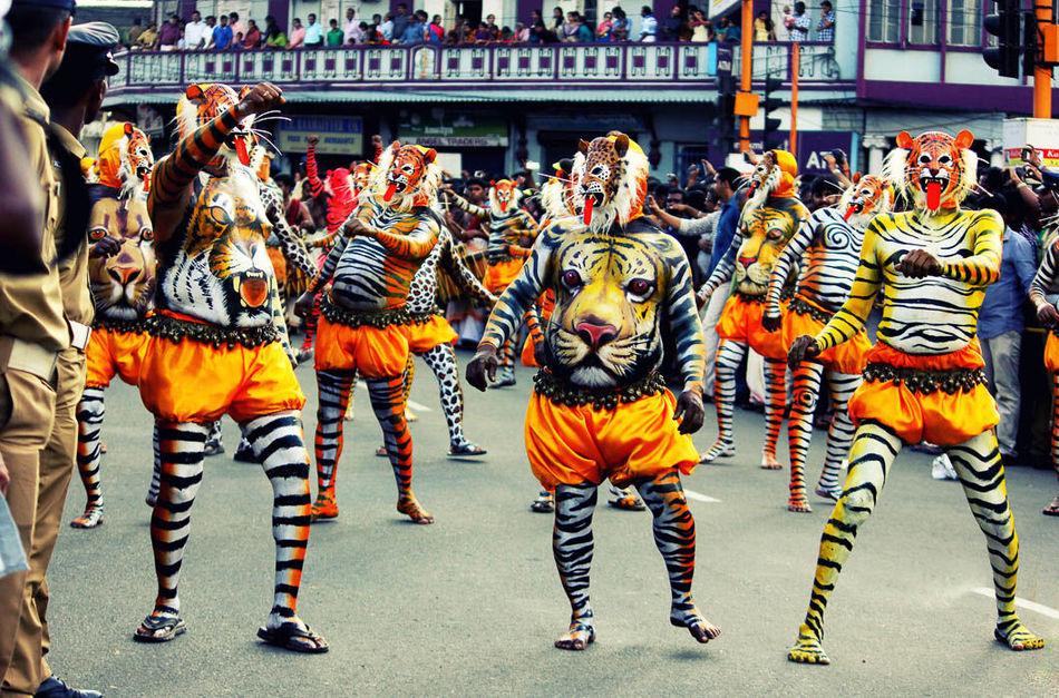Фестиваль Онам