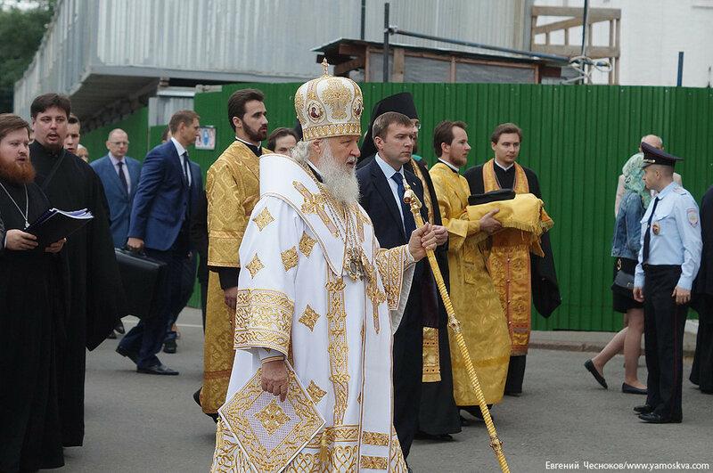 13. Новодевичий. Патриарх Кирилл. 07.07.16.09..jpg