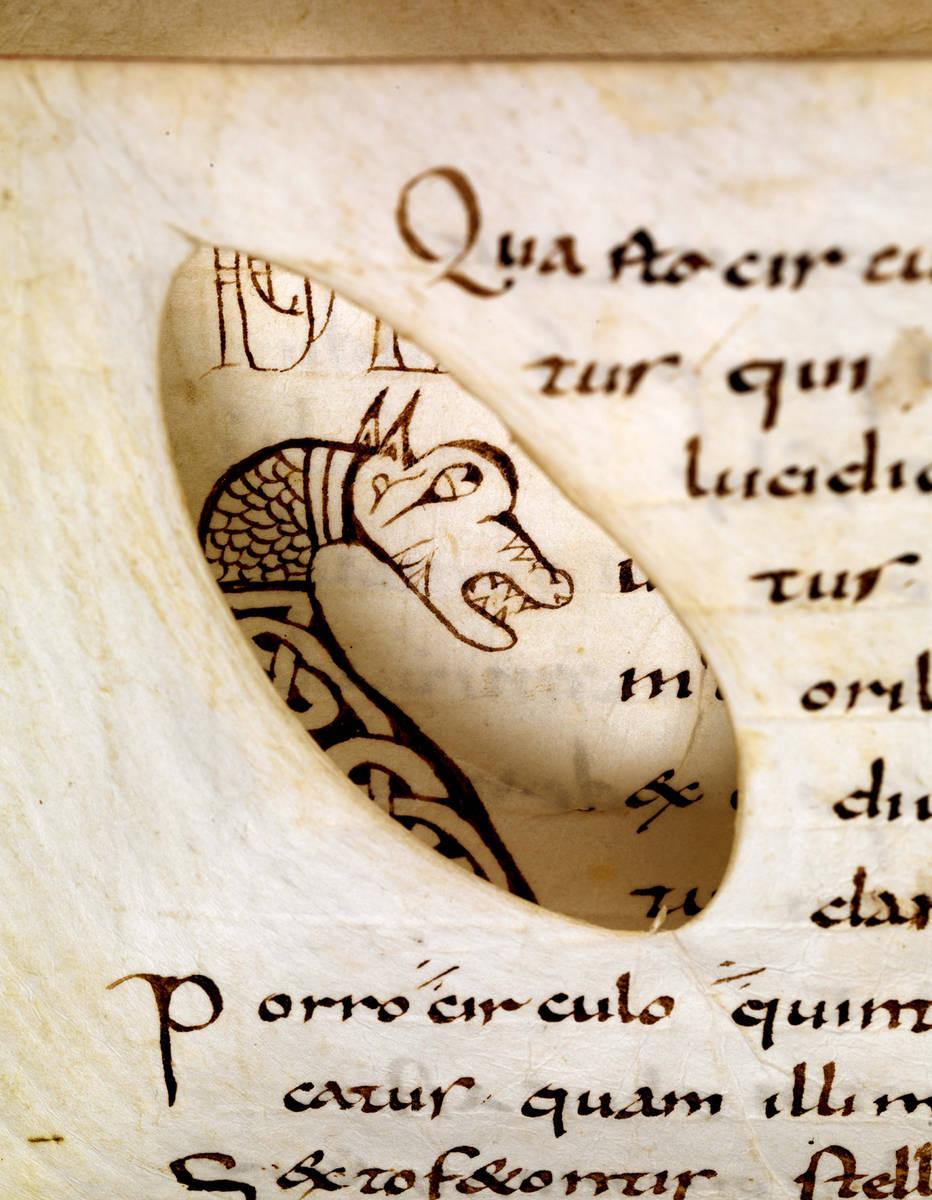 Bamberg, Staatsbibliothek , Msc.Nat.1 (9th century)