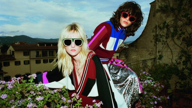 Discover Emilio Pucci 's Fall Winter 2016.17 advertising campaign featuring top models Harleth