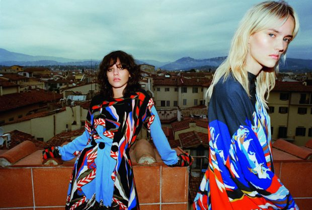 Emilio Pucci Reveals the New Vision with Fall Winter 2016.17 Campaign